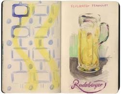 Radeberger, Frankfurt
