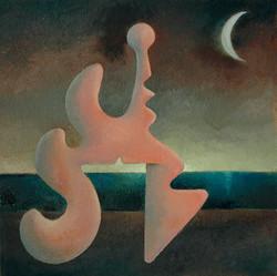 Nocturno con figura