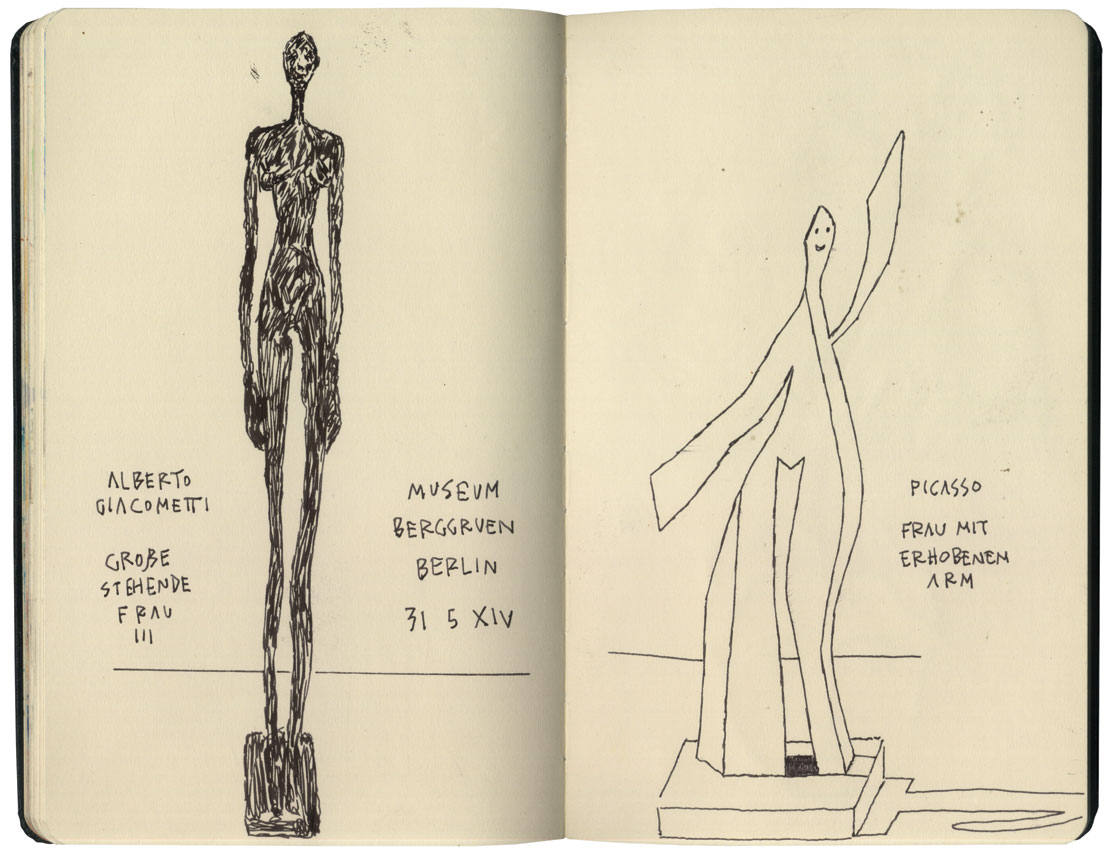 Giacometti & Picasso
