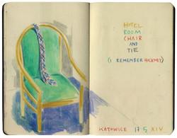 I remember Hockney