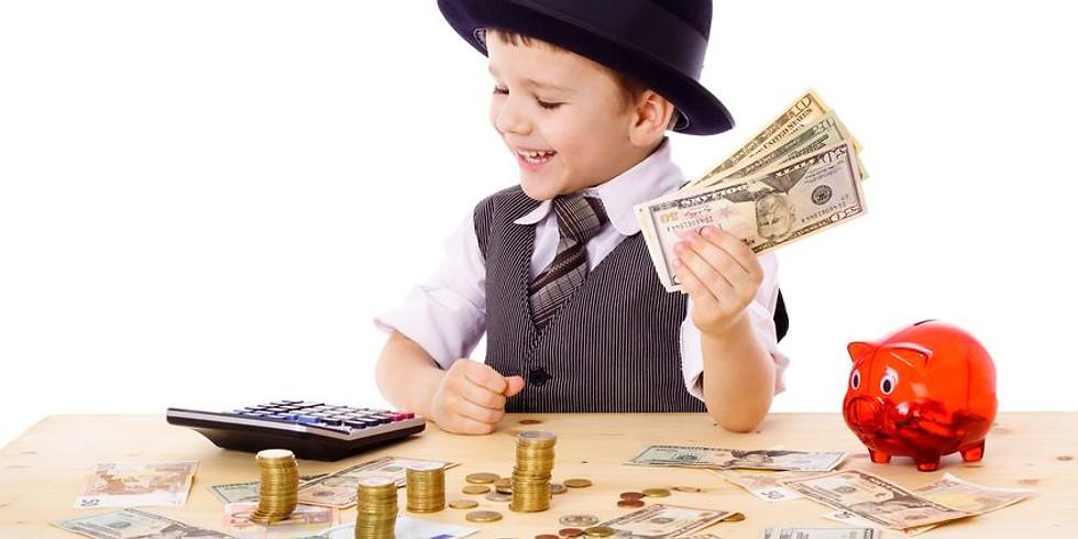 Wie lernen Kinder und Jugendliche mit Geld umzugehen ?