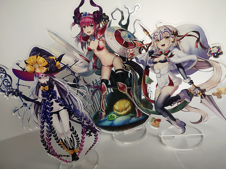 FateGO Acrylic Stands