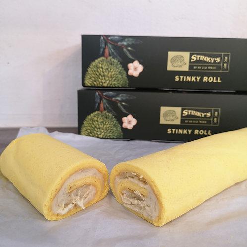 Stinky Roll (Tekka Durian) - One Foot Long