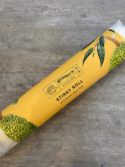 Stinky Roll (D13 Durian) - One Foot Long