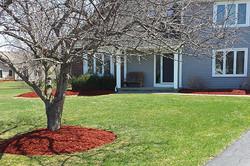Frontyard Mulching