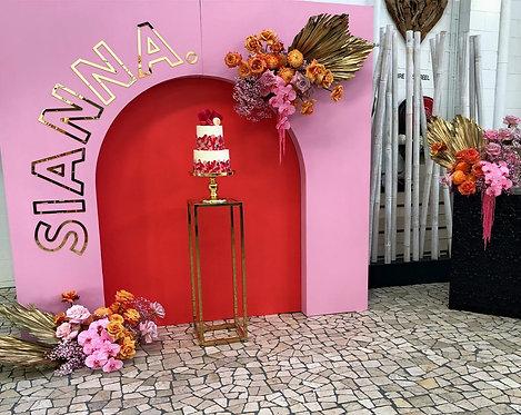 Pink Arch