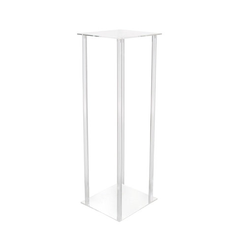Clear Centrepiece Stand