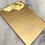 Thumbnail: Acrylic Invitation - Gold Mirror