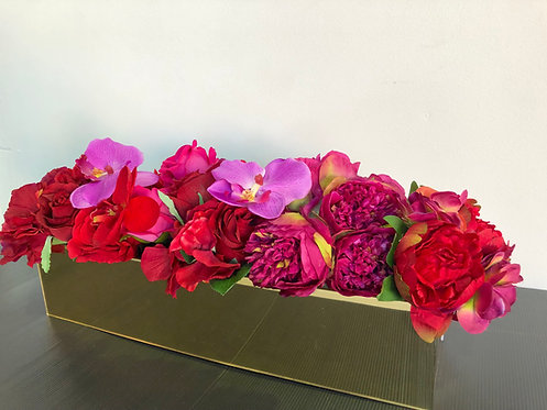 Royal Trough Vase