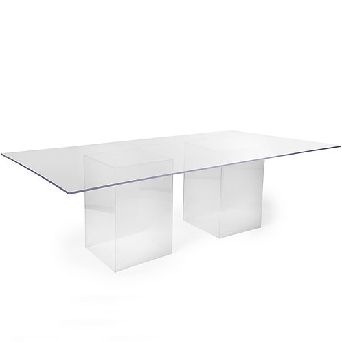 Transparent Ghost Table