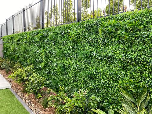 Green Envy Wall