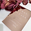 Thumbnail: Acrylic Invitation - Rose Gold Mirror