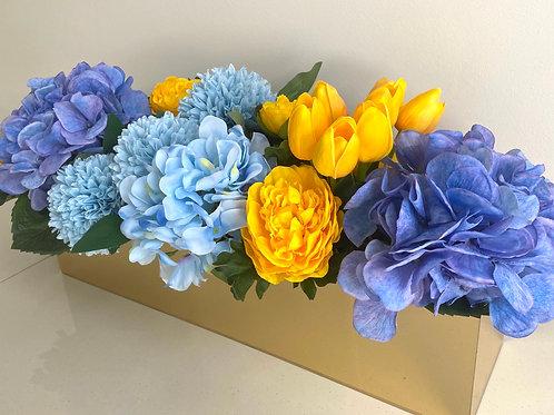 Summer Trough Vase
