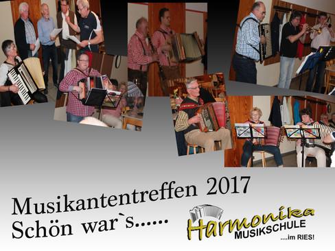 Auf`gspielt in Munzingen....
