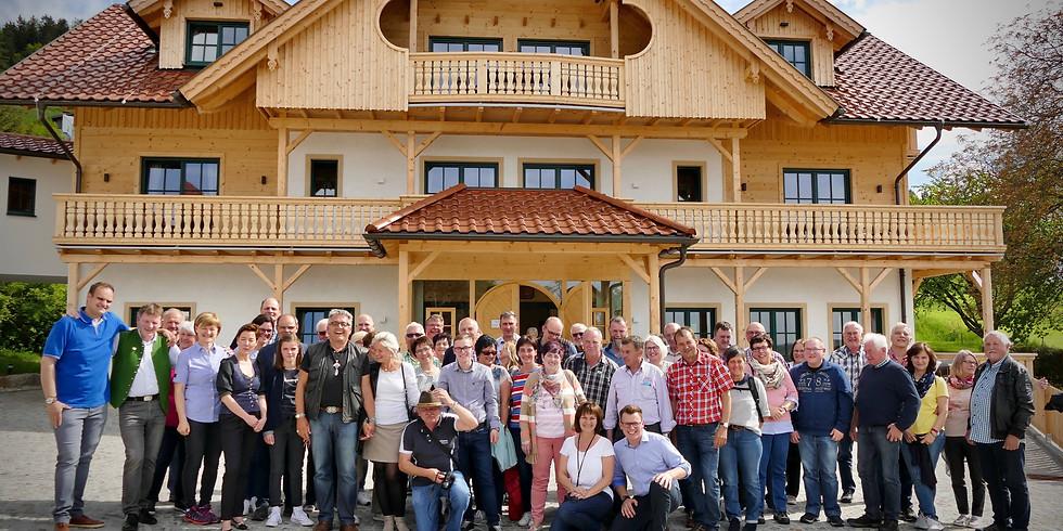 Ausflug ins Zillertal 16./17. Mai