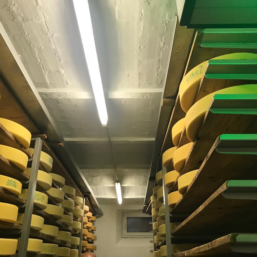...ganz viel Käse!