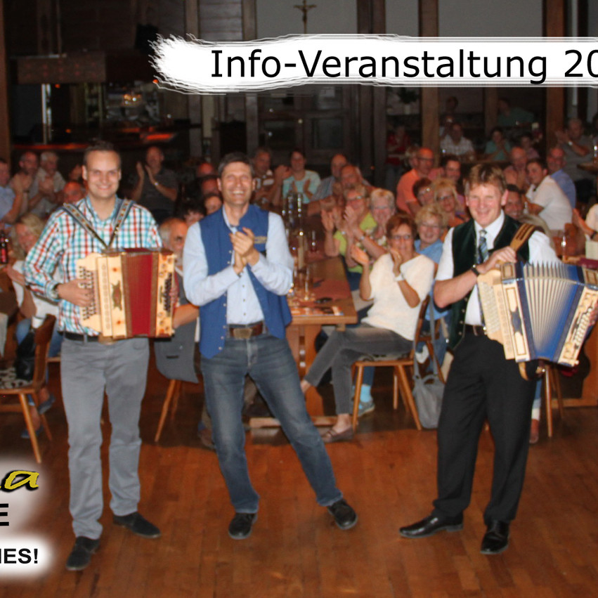 Infoabend Bissingen