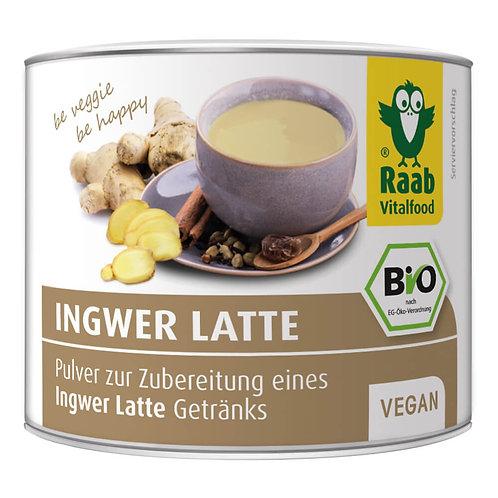 Bio Ingwer Latte Pulver, 70 g