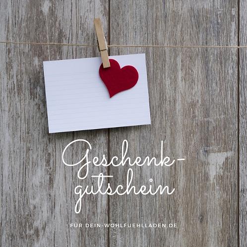 Geschenk-Gutscheincode