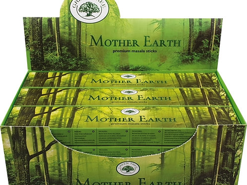 Green Tree Mother Earth