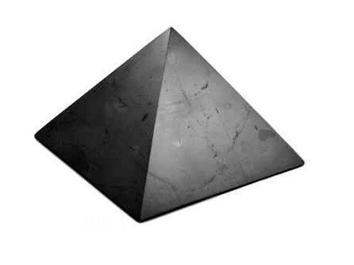 Schungit Pyramide, 5 cm