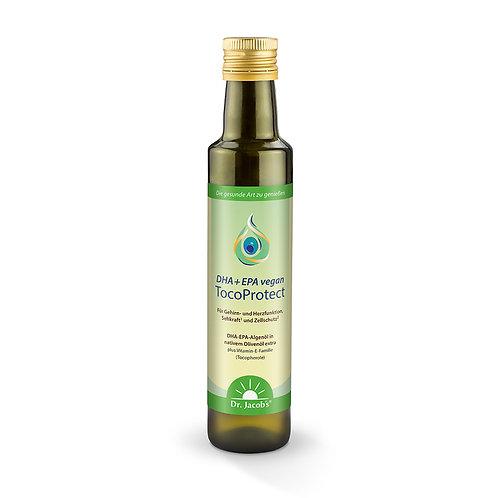 DHA + EPA vegan TocoProtect, 250 ml