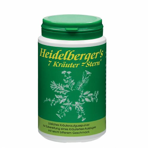 Heidelberger 7 Kräuterstern Pulver, 100 g