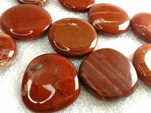 Taschenstein Roter Jaspis