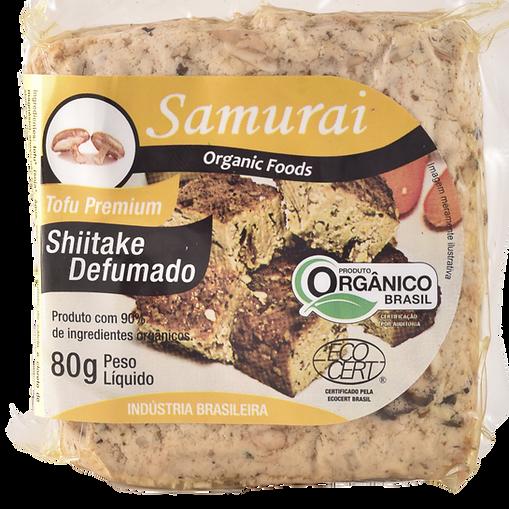 Samurai Foods.Linha Aperitivos Shiitake