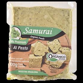 Samurai Foods.Linha Aperitivos Al Pesto.