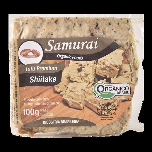 Samurai Foods.Linha Aperitivos Shiitake.