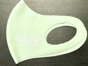 ANGELO CAFE オリジナルマスク