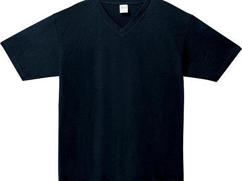 00108-VCT 5.6オンスヘビーウェイト VネックTシャツ(S~XL・メンズ) プリントスター