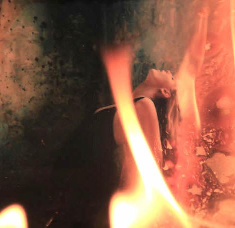 Burning Photograph 8