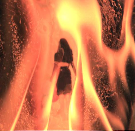 Burning Photograph 6