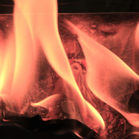 Burning Photograph 1