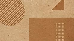 Brown Formes géométriques