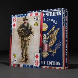 Stars & Stripes_ U.S. Army Oath Edition