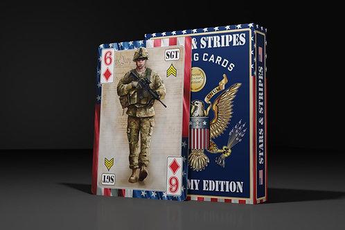 Stars & Stripes: U.S. Army Oath Edition