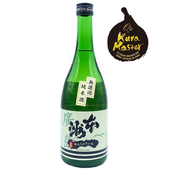 """Honshû-Ichi"" Muroka Junmai 720ml"