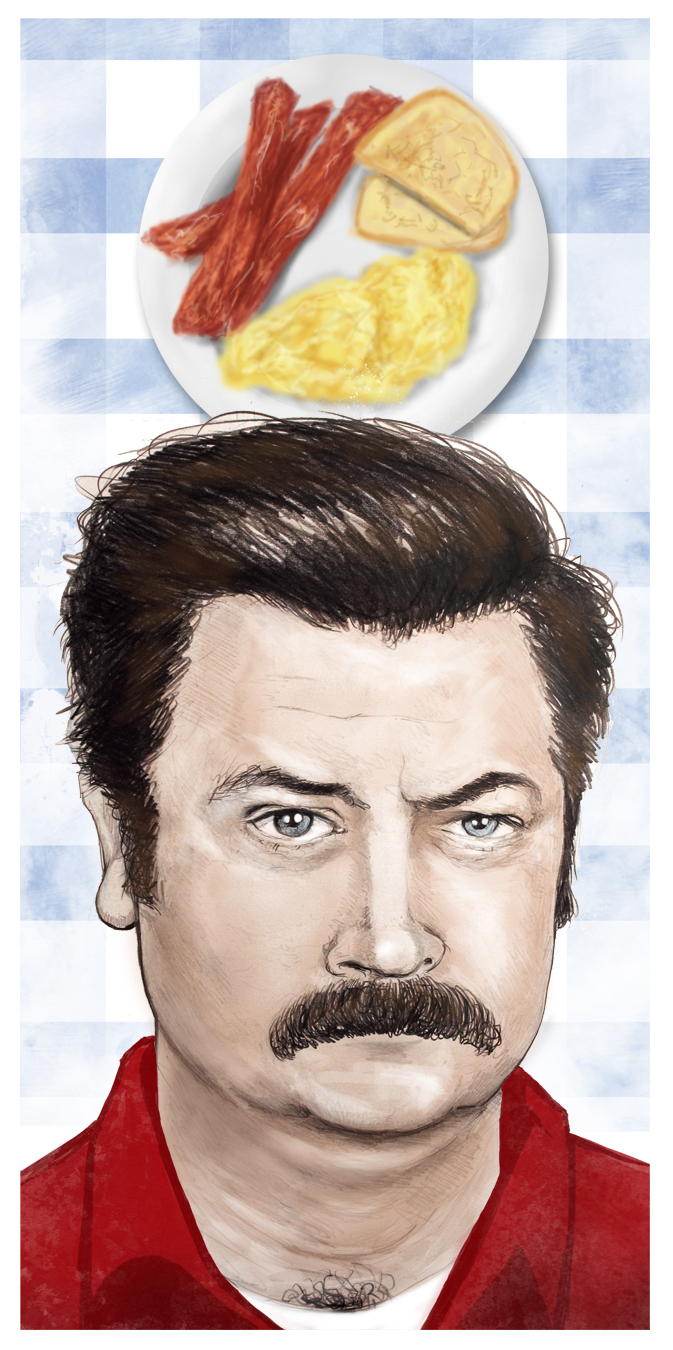 RonSwanson_LOWRES