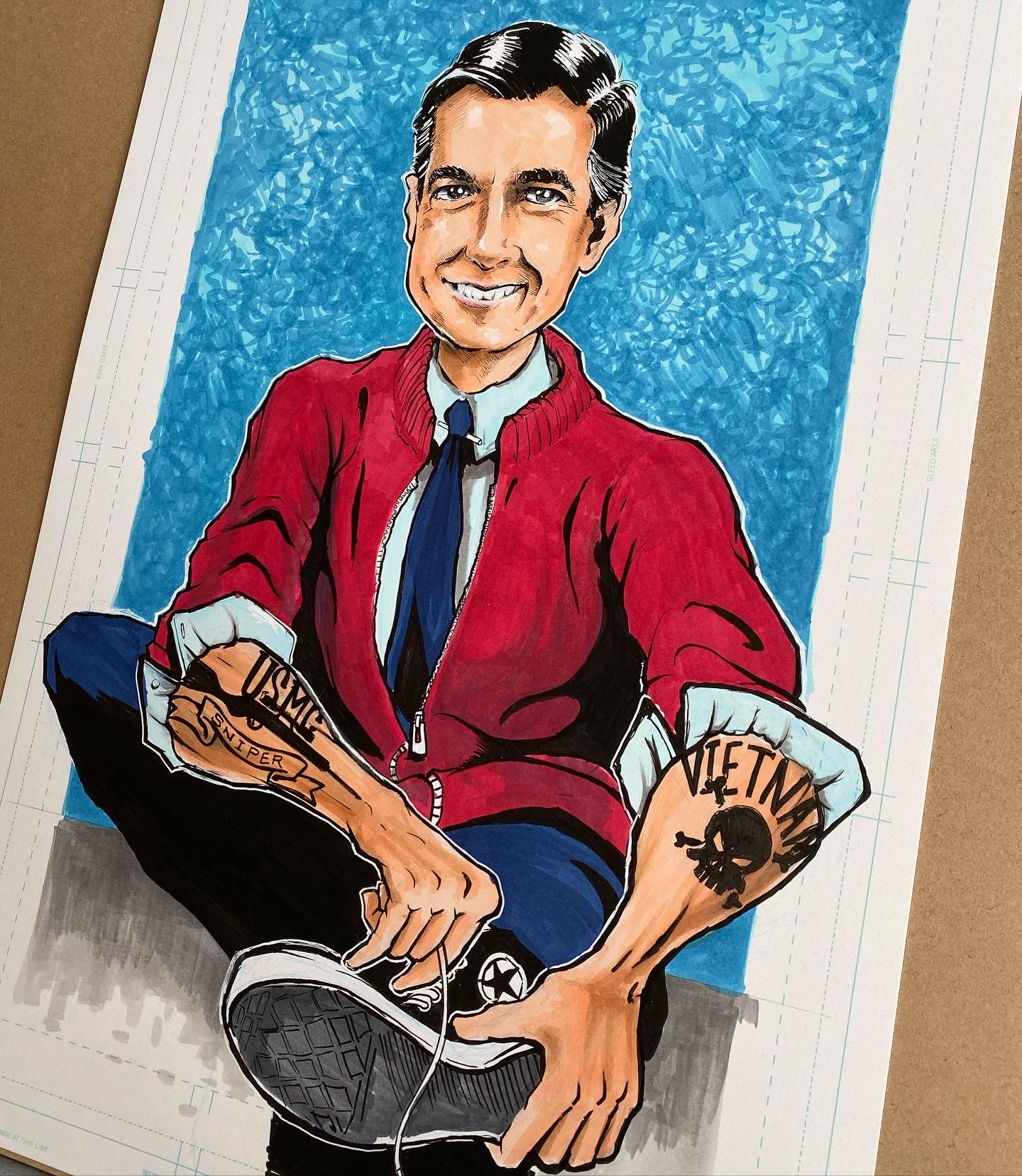 Mr. Rogers Commission