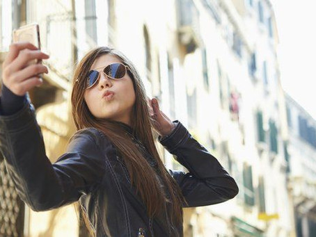 "Inside the Secret Lives of Adolescents and ""Finstagram"""