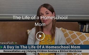 Life of a Homeschool Mom - Cover Photo.p