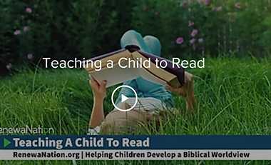 Teaching a Child to Read - Cover Photo.p