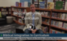 Biblical Integration in Curriculum - Cov