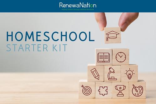 Homeschool Starter Kit