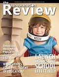 small_THE REVIEW FALL 2016 v8 i2 - COVER