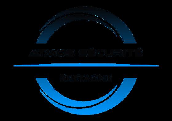 Logo entreprise ATMOS Sécurité Bretagne