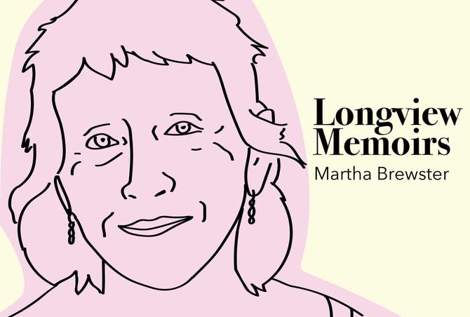 Longview Memoirs: The Ironing Board